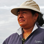 Nelida Martinez, Grower and Graduate of the WSU Farm Incubator Program for Beginning Latino Farmers